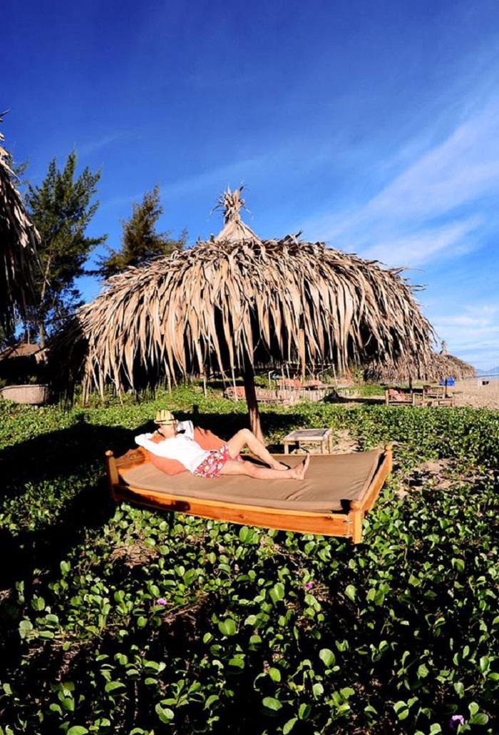 Bãi biển An Bàng - điểm du lịch hội an
