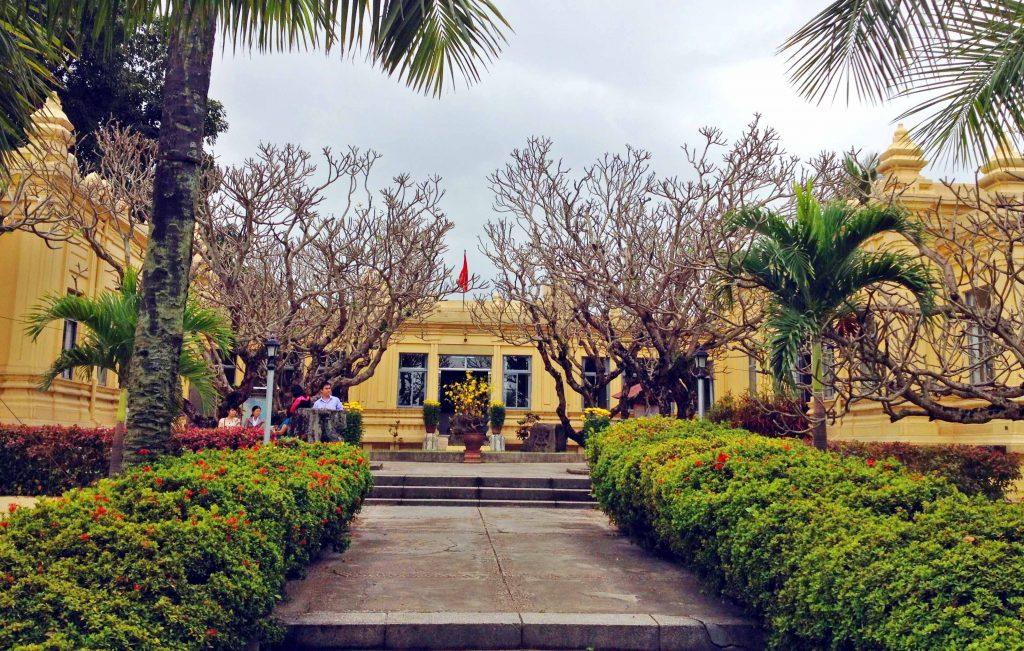 bảo tàng Chăm Pa