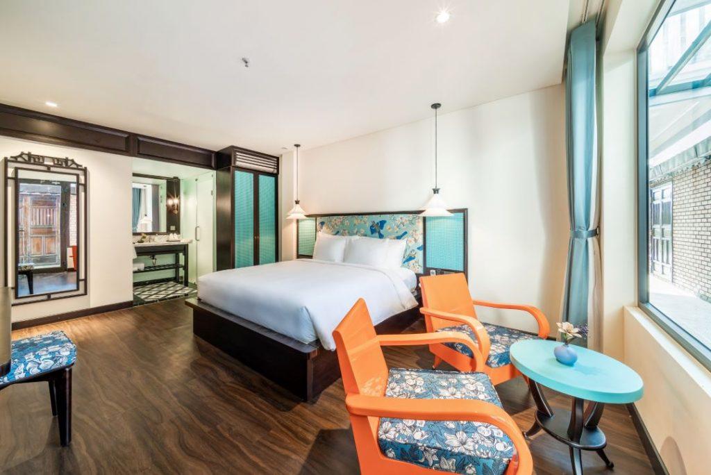 DE an Hotel