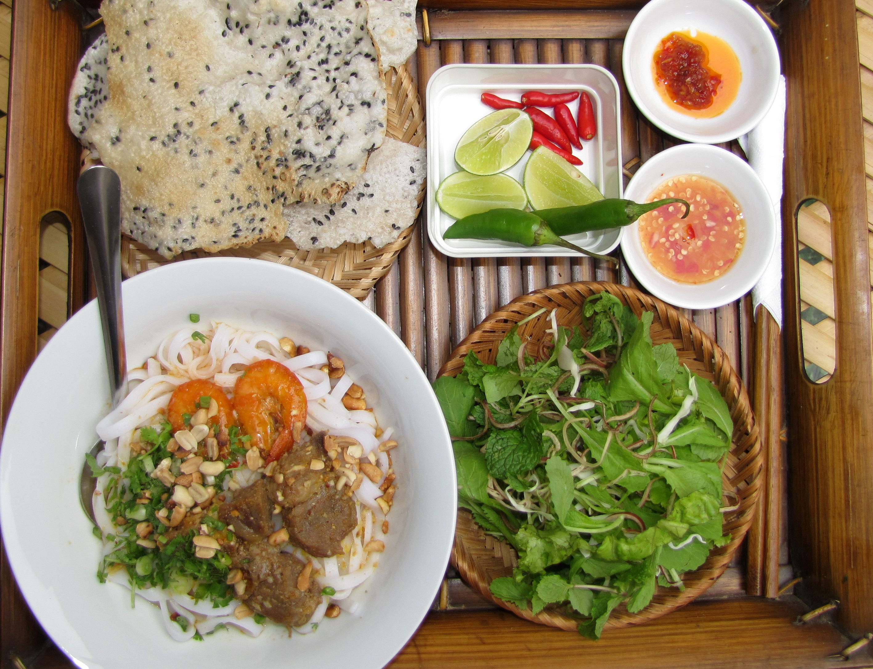 Top 8 quán mì quảng ngon nhất Đà Nẵng