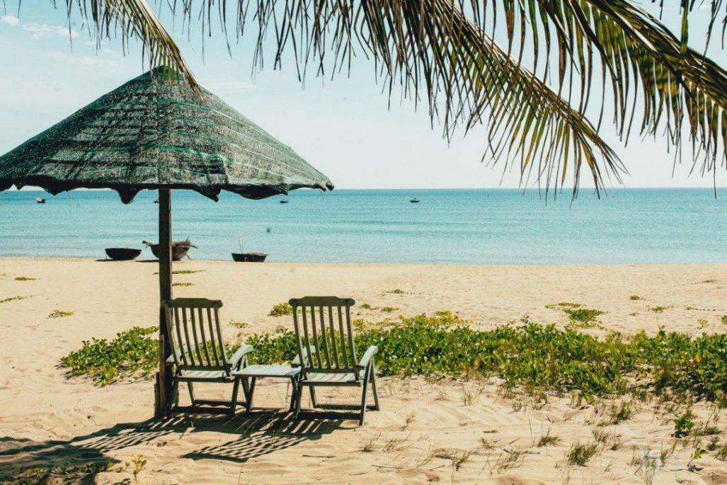 Biển Hà My