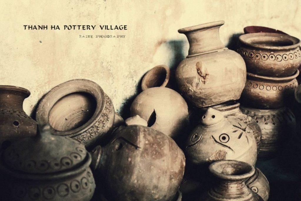 Lịch sử làng gốm Thanh Hà