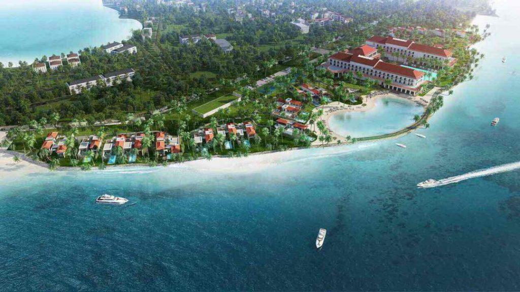 resort biển Cửa Đại