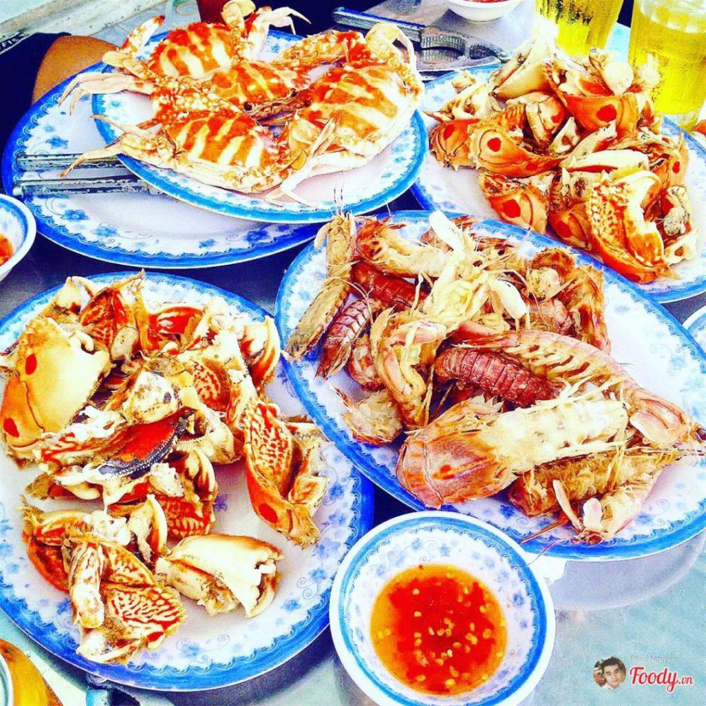 hải sản nam đảnh