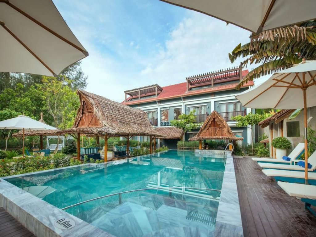 Aira Boutique Hội An Hotel & Spa