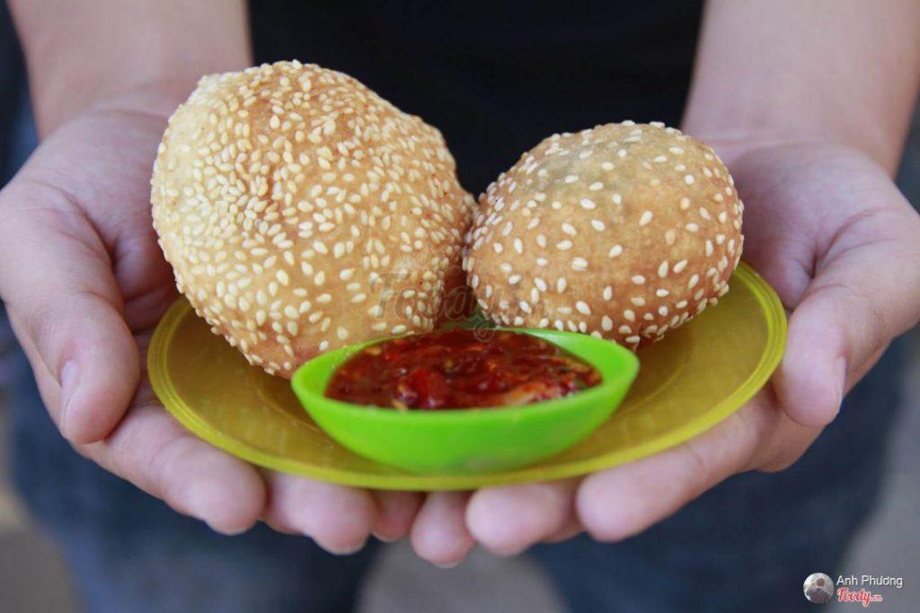 bánh tiêu Đà Nẵng