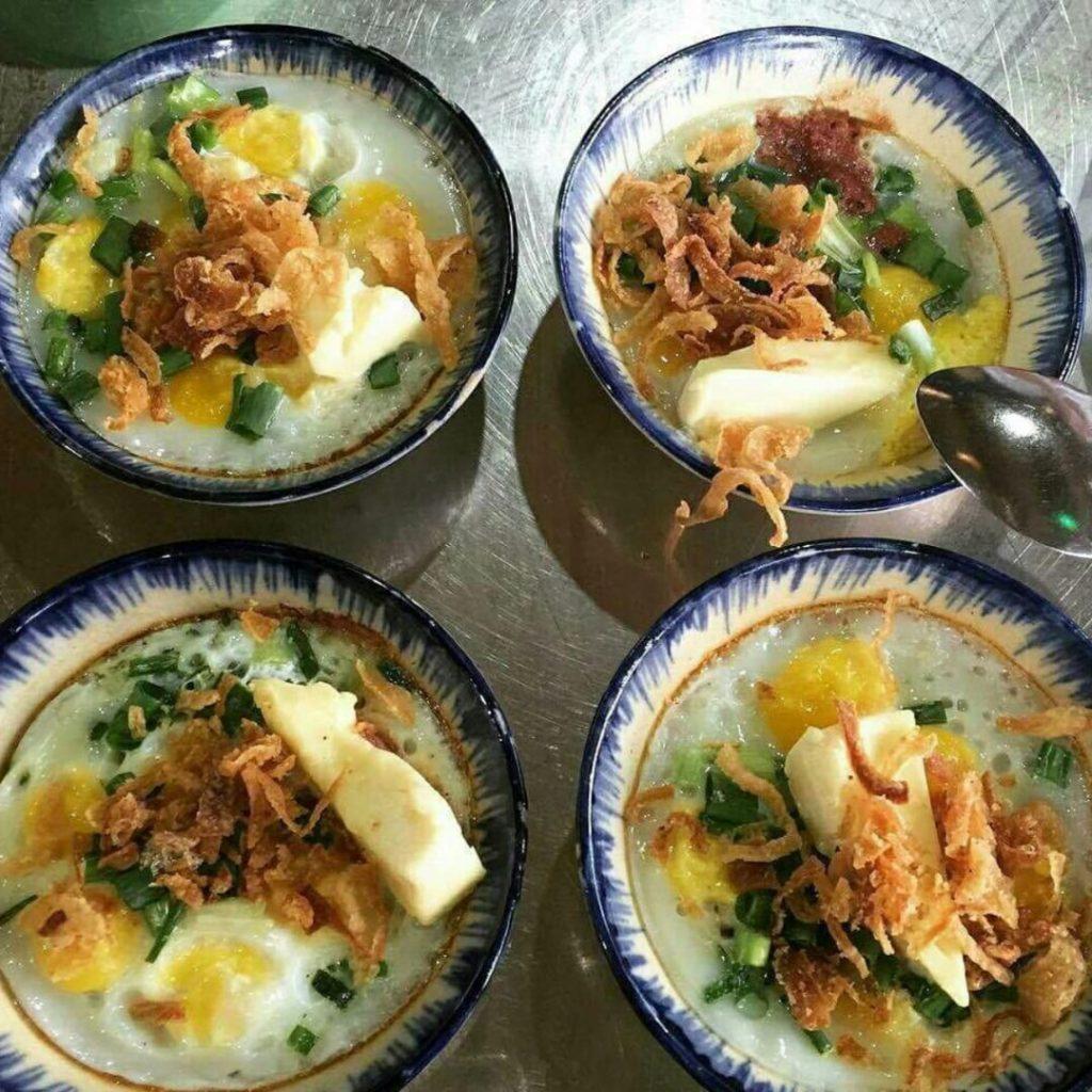 Trứng cút đút than Đà Nẵng
